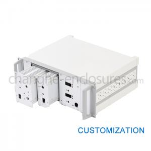 Aluminum desktop enclosure 01Y - Changhe Enclosures l